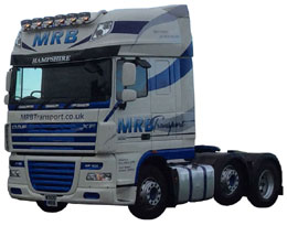 MRB Transport Livery